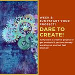 dare coaching for creative block