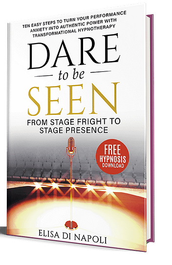 dare to be seen book
