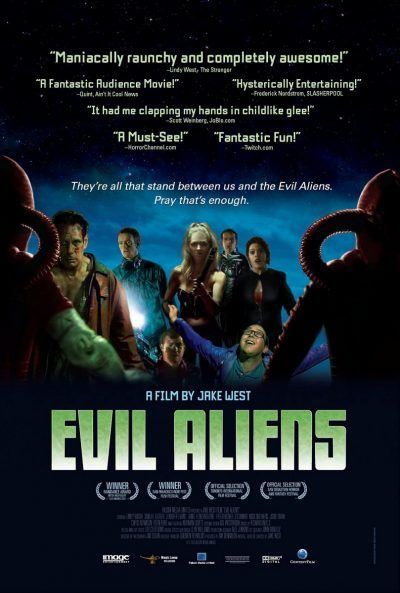 The Guilty Pleasures Podcast – Evil Aliens (2005)