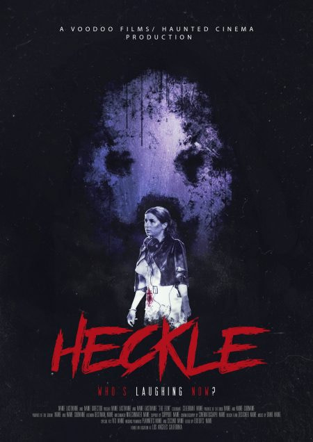 October Frighfest Special – Airell Anthony Hayles & Martyn Pick – Heckle