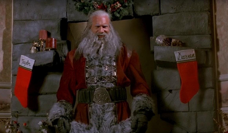 The Guilty Pleasures Podcast – Santas Slay- A (Not So) Christmas Cracker!