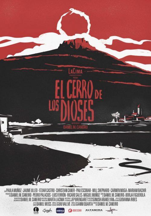 Daniel M. Caneiro Interview – El Cerro de los Dioses AKA God's Hill (2019)