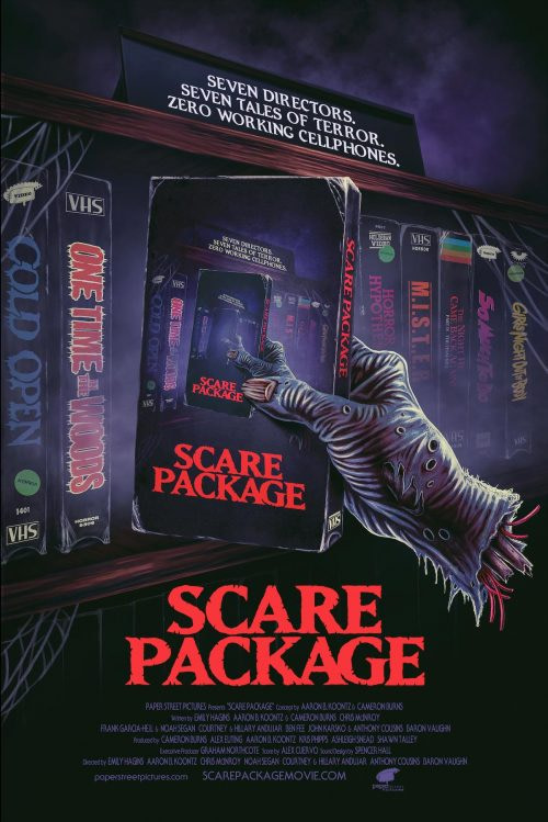 Emily Hagins Interview – Scare Package Anthology – Cold Open