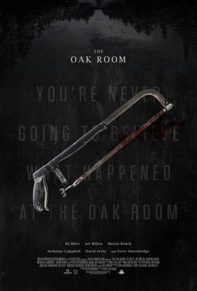 "Cody Calahan Interview – ""The Oak Room"", Toxic Masuclinity & Small Town Bars"