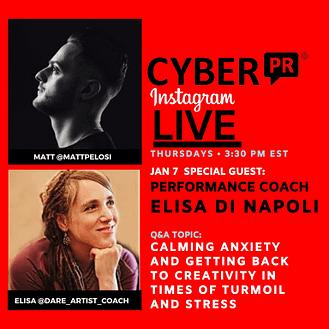 Interview with Cyber PR Ariel Hyatt