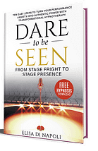 Dare to Be Seen paperback