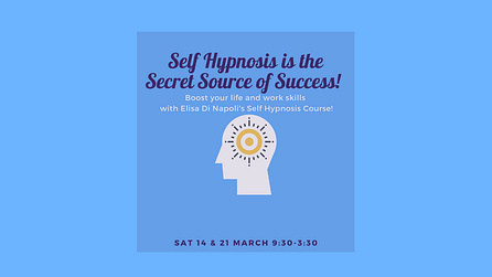 Self Hypnosis is the Secret of Success