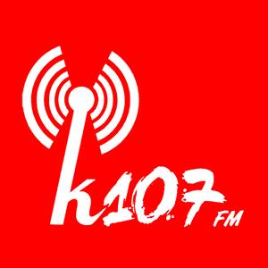 K107 fm logo