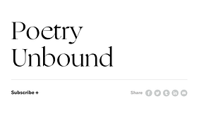 Poetry unbound podcast