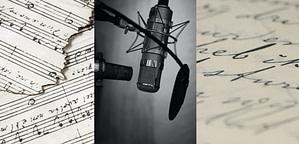 music podcast writing