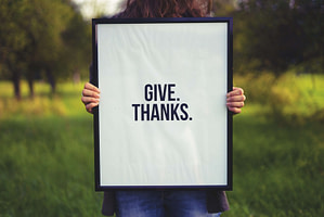 things to be thankful for